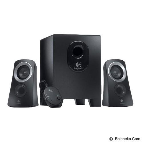 LOGITECH 2.1 Speaker Z313 [980-000413] - Speaker Computer Basic 2.1
